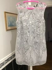 Gorgeous Sparkly Shift Dress, Sequins, Size 14, From Lipsy BNWT