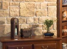 Olivia Polyurethane Molds for Concrete Plaster wall stone Form Gypsum Tiles