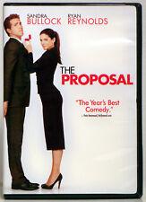 The Proposal (DVD, 2009 Widescreen) Sandra Bullock, Ryan Reynolds