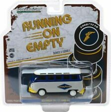 Bus miniatures multicolores Volkswagen