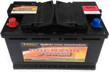 Batteria Auto 100 Ah - Positivo Sx - Spunto 830A   (30% in più dello standard)