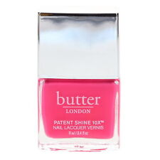 Butter London Patent Shine 10X Nail Lacquer Flusher Blusher 0.4 oz