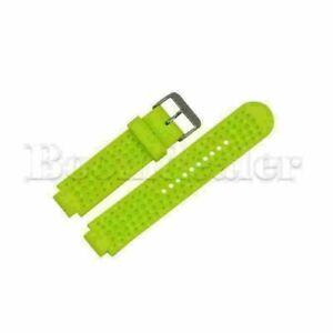 For Garmin Forerunner 220 230 235 630 735XT 620 GPS Silicone WristBand Strap LCE