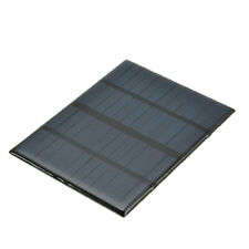 12V 1.5W Polycrystalline Solar Panel Module For Battery Cell Phone Charger DIY