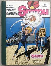 Spirou Recueil 165 1982 TTBE Franquin Natacha Boule & Bill