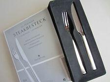 Steakbesteck - 12 Teile - für 6 Personen - Edelstahl 18/10