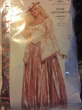 Be Wicked Rose Antoinette Halloween Costume Cosplay S/m