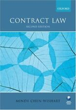 Contract Law By Mindy Chen-Wishart. 9780199207169