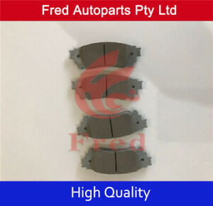 Fred Rear Brake Pads Fits For Lexus Series 04466-78010 NX200.NX300H.15-,121*429*