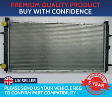 RADIATOR TO FIT VOLKSWAGEN CARAVELLE VOLKSWAGEN TRANSPORTER T4 1990 TO 2003