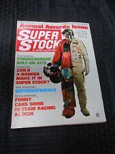 SUPER STOCK MAGAZINE FEB 72 MR NORMS CHALLENGER FUNNY CAR SCOTT SHAFIROFF CAMARO