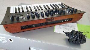 Mint Condition: Korg Minilogue XD Polyphonic Analogue Synthesizer