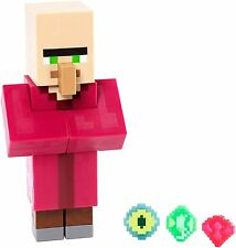 Action Series 2 Villager Emerald Minecraft Figure New Toy Figures Christmas Gift