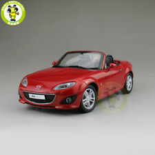 1/18 Mazda MX-5 MX 5 Roadster Diecast Metal Car Model Toy Boy Girl Gift Red