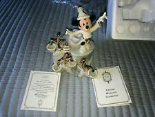 """Lenox Classics Disney Showcase Collection """"While The Sorcerer'S Away� – Ltd -New"""