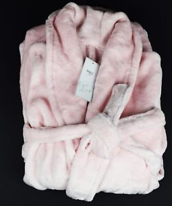 M&S Marks and Spencer Light Pink Sleeping Gown Love Sleep Christmas Gift RRP £35