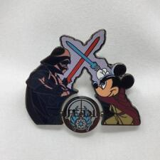 Jedi Mickey Mouse Star Wars Darth Vader Lightsaber Pin