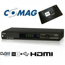 COMAG SL 60 HD+ Basic Full HD Sat Receiver  inkl. 6 Monate HD+ Karte generalü...