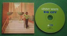 Lenny White Big City ft Herbie Hancock Marcus Miller Jan Hammer + CD