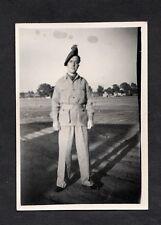 c1940s Original Photo of a British Soldier