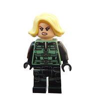 Lego Black Widow Super Heroes Neu Minifigur Figur Legofigur (sh494)