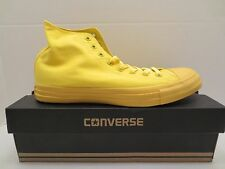 CONVERSE ALL STAR CT HI SPRAY PAINT 152700C AURORA YELLOW Men sneaker size 9