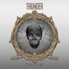 THUNDER - RIP IT UP   VINYL LP + MP3 NEW+