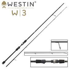 Westin W3 UltraStick ML 210cm 7-28g Leichte Spinnrute, Barschrute für Kunstköder