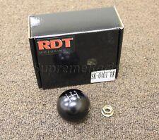RDT BLACK BALL SHIFT KNOB FOR HONDA CIVIC CRX EF EG EK DEL SOL EM EJ EM2 SI SIR