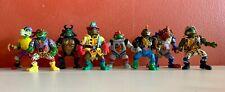 Teenage Mutant Ninja Turtles Figures Playmates Toys Vintage TMNT