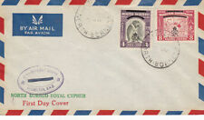 George VI (1936-1952) British Air Mails Stamps