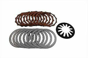 York Police Clutch Pack Kit for Harley Davidson by V-Twin