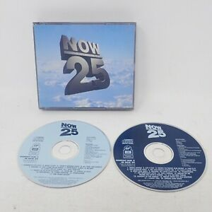 Now That's What I Call Music 25 DOUBLE CD FAT BOX ORIGINAL - FAST FREE UK P&P
