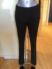 Michele Trousers 'Blue Dot' Size 20 BNWT Black RRP £120 Now £54