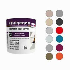 RESINENCE, peinture de rénovation multi support inter/exter 500ML ou 1L