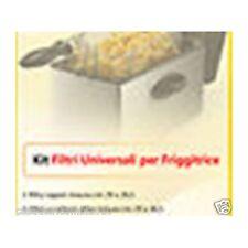 FILTRO UNIVERSALE FRIGGITRICE 1 FILTRO CARBONI ATTIVI +1 GRASSI COD. 44FI500