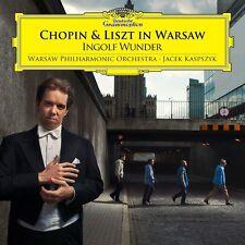 2CD CHOPIN & LISZT in Warsaw INGOLF WUNDER