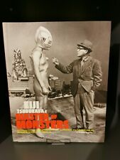 EIJI TSUBURAYA - Master Of Monsters - Ultraman - Godzilla - Buch