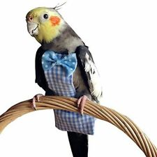 New listing Cockatiel Bird Diaper Flight Suite Liners Yellow Pink Blue