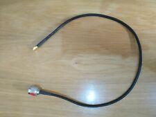 cable antena wifi conectores N macho SMA hembra 60 cm. cable