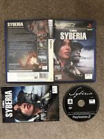 PlayStation 2 Game - Syberia (Very Good Condition) PS2 UK PAL