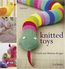 Knitted Toys: 25 Fresh and Fabulous Designs, Mellor, Zoe, 158180900X, Book, Acce