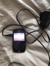 BlackBerry Curve 8520 Buen Estado Sin Sim Teléfono inteligente Naranja