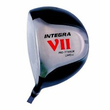 Integra Golf VII 410cc Left Handed 10.5° Forged Titanium Driver Head Only - New