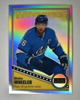 2019-20 OPC Platinum Retro Rainbow #R-14 Blake Wheeler - Winnipeg Jets