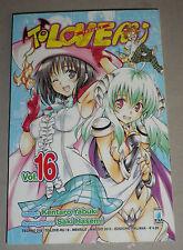To Love Ru n. 16 - Hasemi Saki, Kentaro Yabuki - Edizioni Star Comics