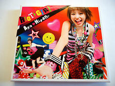 AYA HIRANO Riot Girl JAPAN CD L/E 2008 w/special case & photo & sticker Seiyu