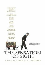 The Sensation of Sight (DVD, 2008) NEW SEALED
