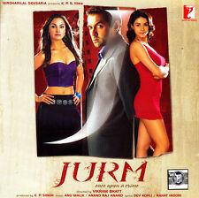 JURM-2004-India Original Movie Soundtrack- CD