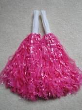 Pink Pair of Pom Poms
